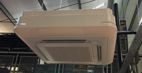 Commercial Air source heating South West