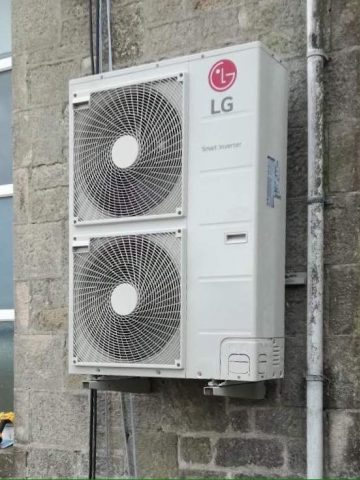 Commercial heating systems Cornwall